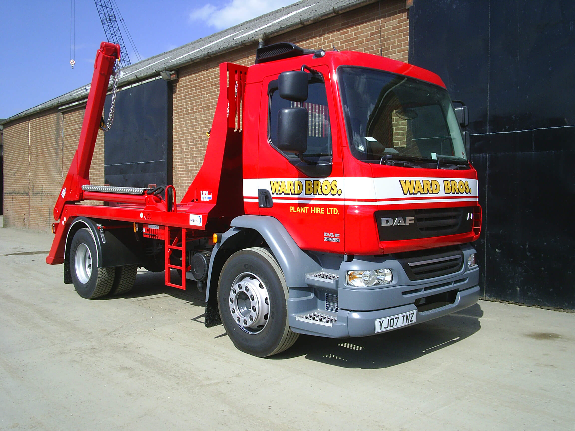Skips to Hire Near Me